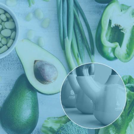 Sund mad vægttab