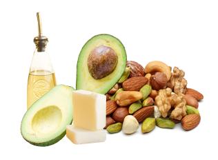 sundt fedt = hjælp til vægttab