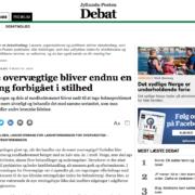 Per Nielsen debatindlæg i Jyllands-Posten