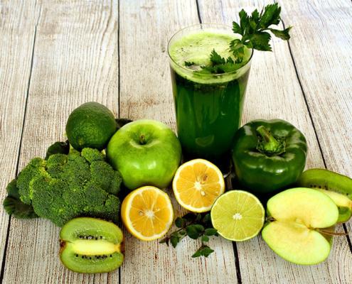 Grøntsagsjuice